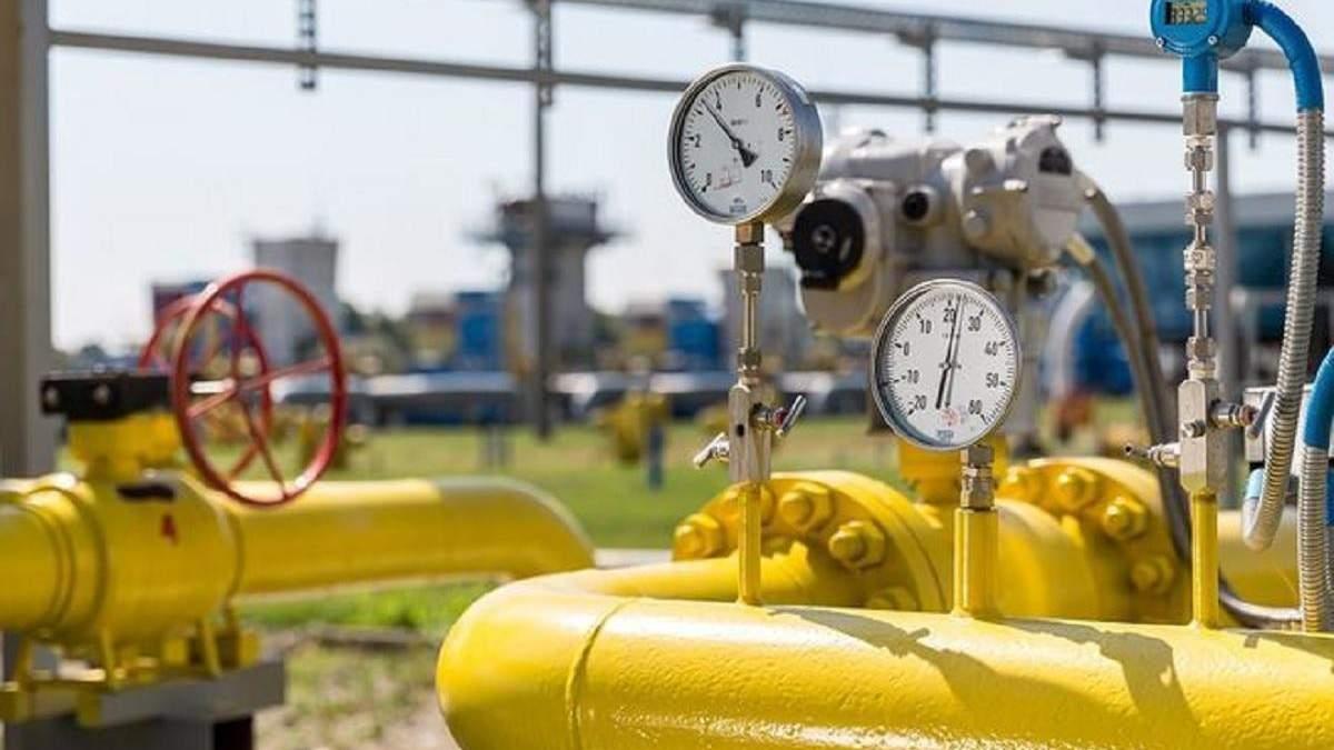 Україна готова прокачати більший обсяг російського газу