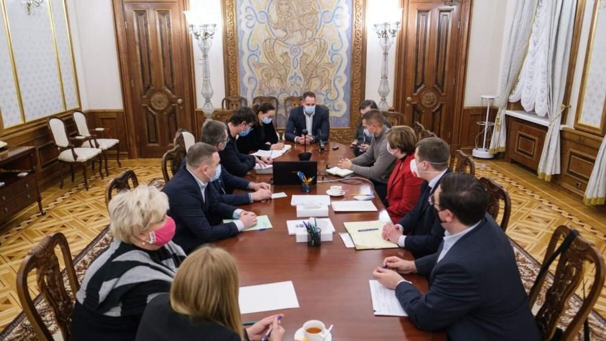 Зеленский создал Совет по вопросам развития малого предпринимательства: во главе – Свириденко