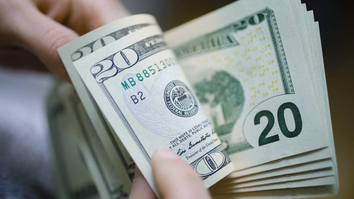 Курс долара на 2021 рік: прогноз Нацбанку