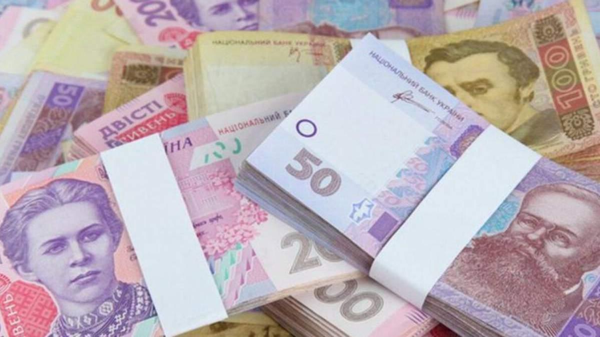Кожен українець сплатив 3 тисячі гривень за обслуговування держборгу