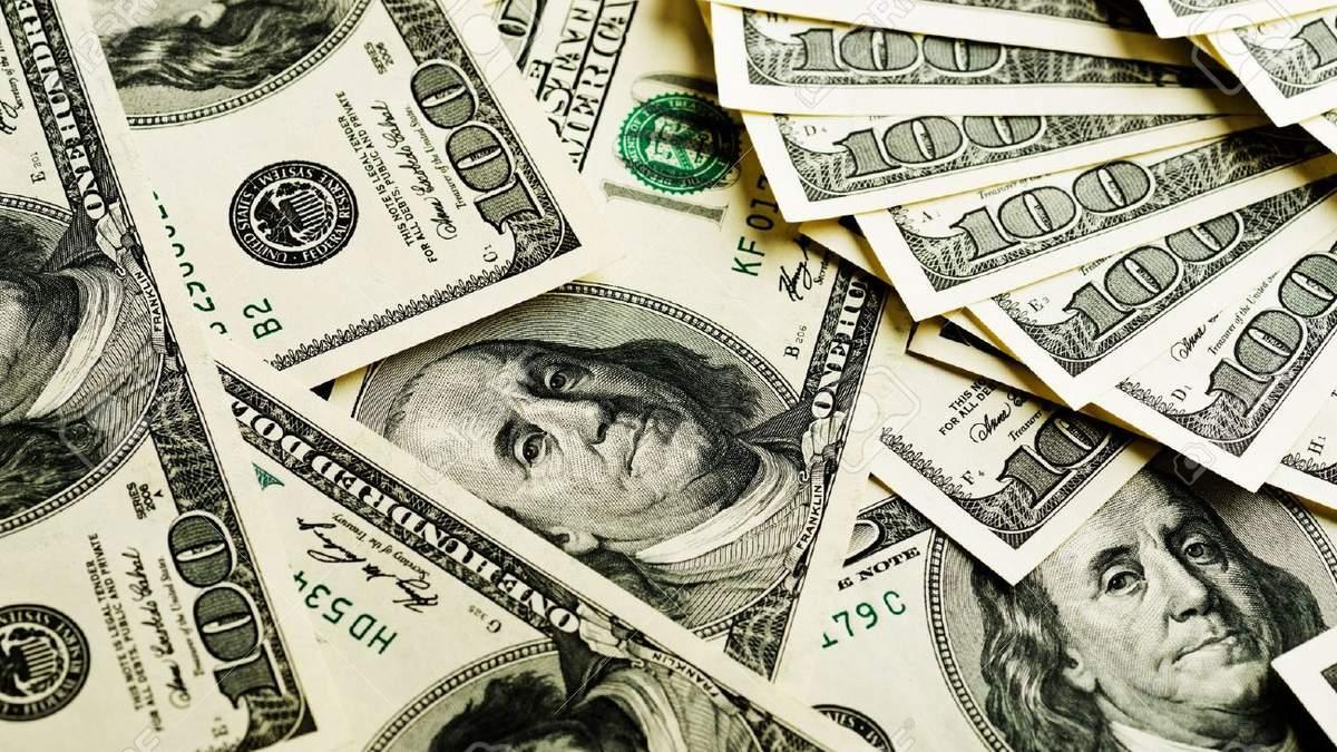 Госдолг Украины увеличился на почти миллиард долларов за ноябрь