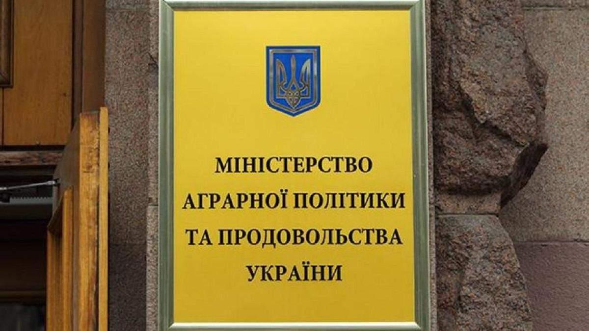 В Украине возобновят Министерство аграрной политики: детали