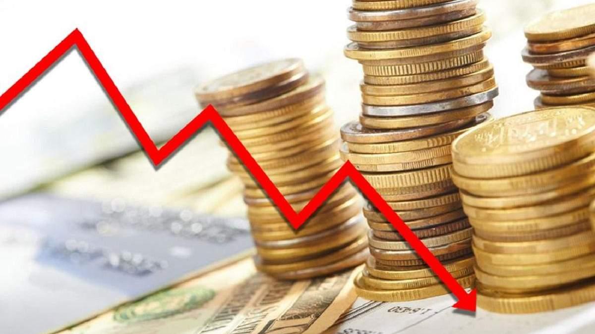 Яким буде падіння економіки України у 2020 році: прогноз Мінекономіки