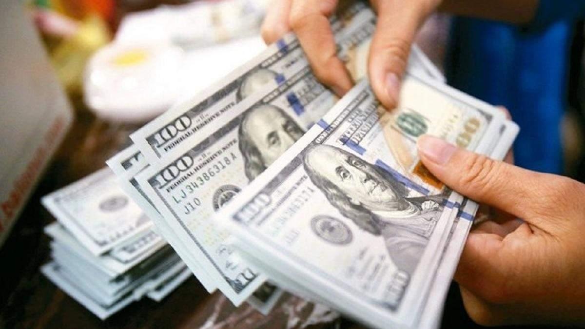 Скільки грошей з-за кордону переказали в Україну у 2020 році