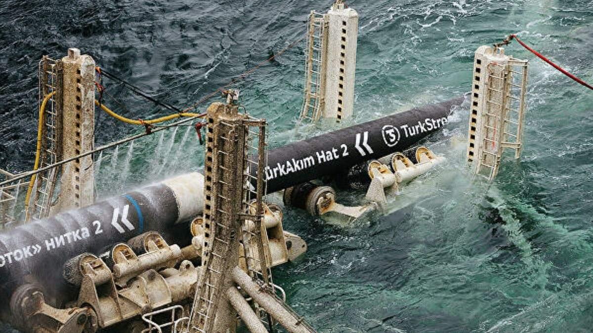 Сербия начнет получать газ через Турецкий поток с 2021