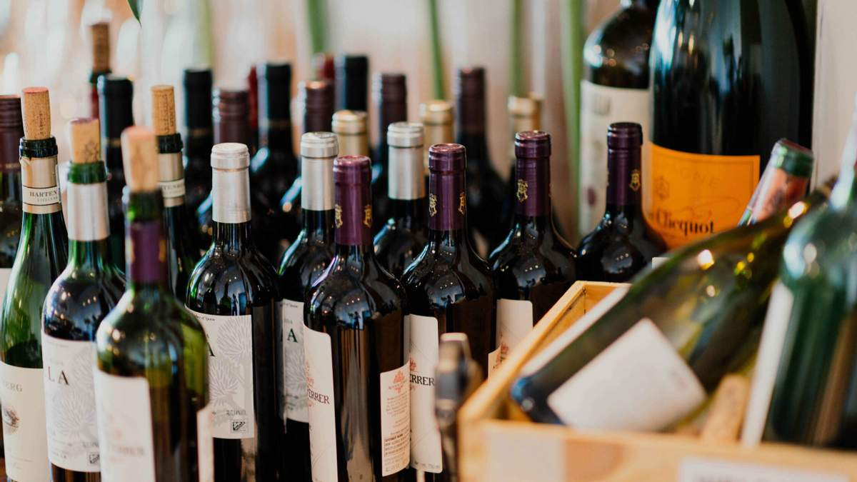 Украина 1 января 2021 отменила пошлины на ввоз вин из ЕС