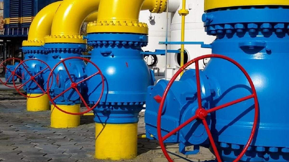 У 2020 році Україна на понад третину зменшила транзит російського газу