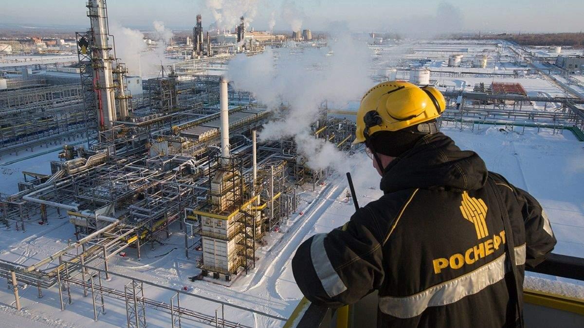 Як у Росії скоротився видобуток нафти у 2020: деталі