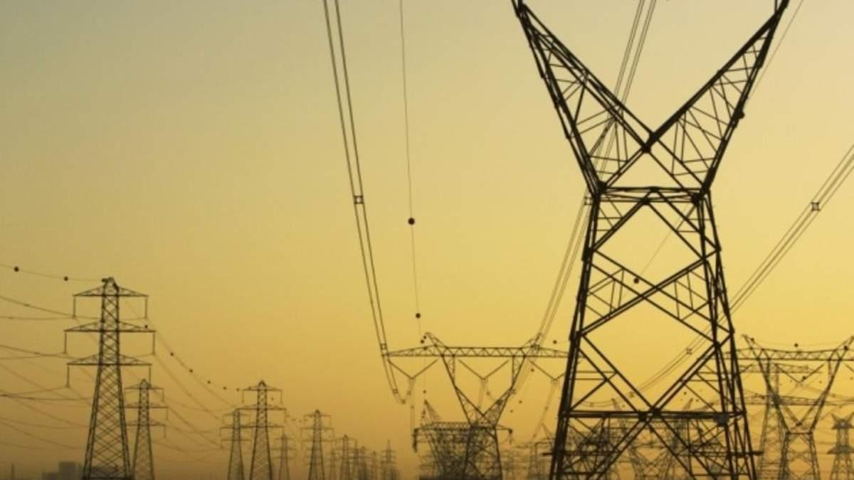 Україна відновила імпорт електроенергії з Білорусі після заборони