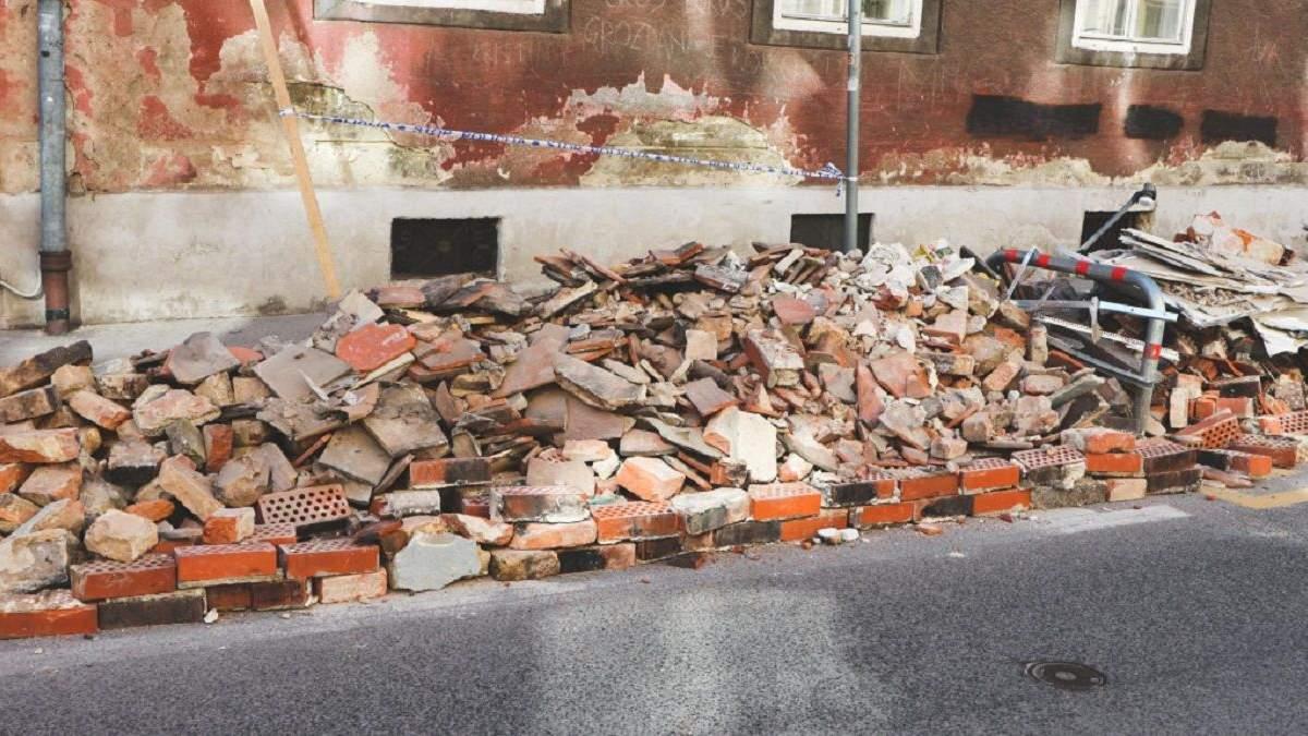 Украина предоставит Хорватии гуманитарную помощь из-за землетрясений