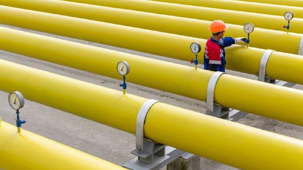 Как сократился транзит российского газа в январе 2021