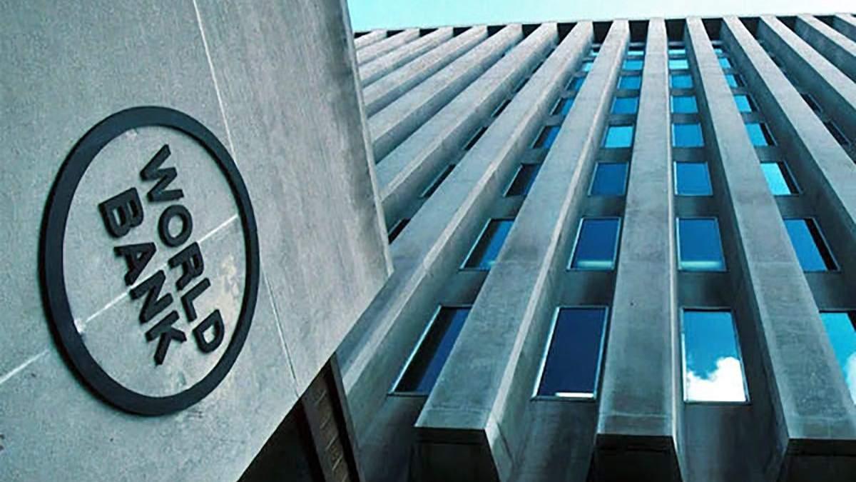 Світовий банк підвищив прогноз щодо ВВП України на 2021 рік