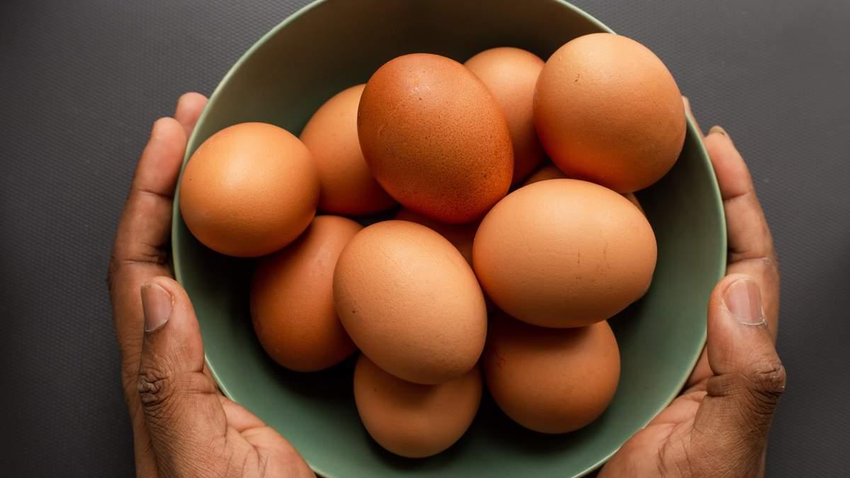 Курячі яйця в Україні можуть подорожчати до 40 гривень за десяток