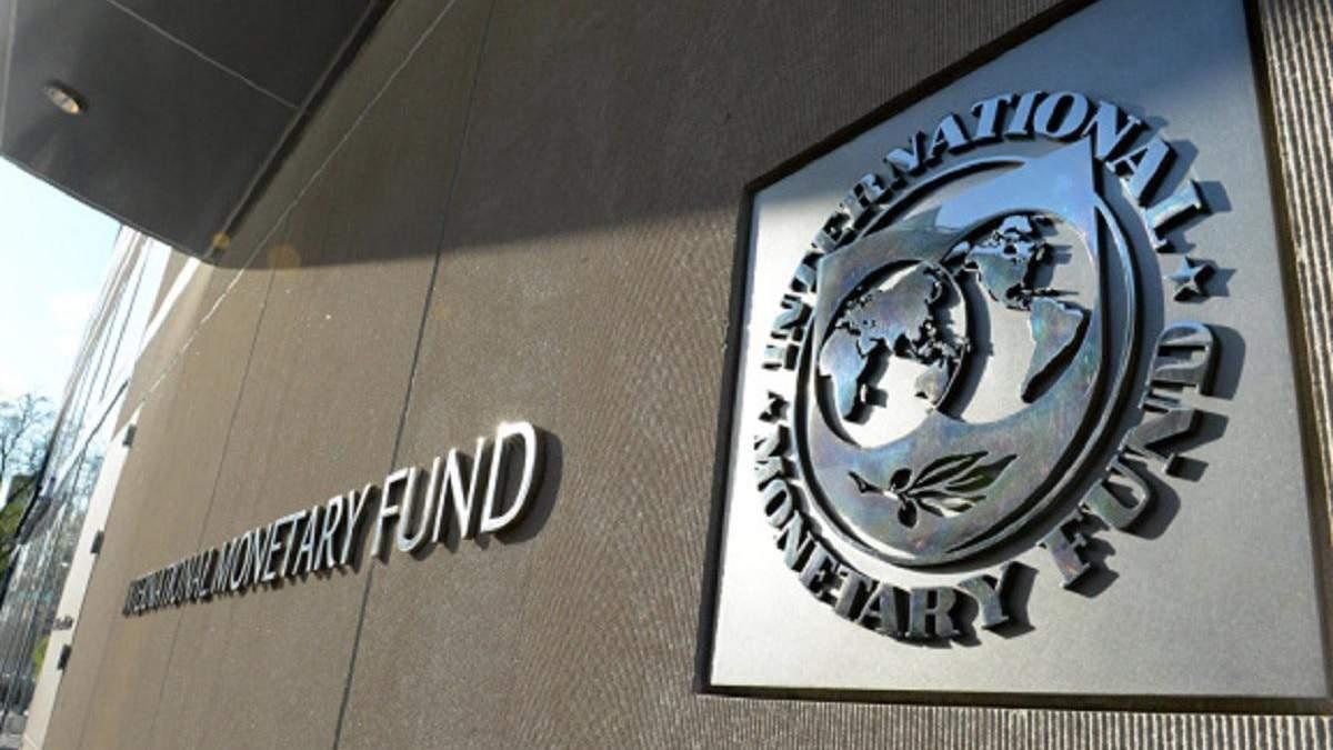 Миссия МВФ с первого просмотра программы для Украины возобновила работу