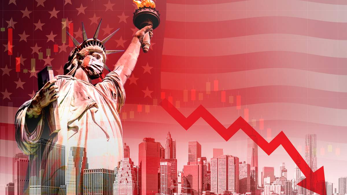 ВВП США впервые существенно снизился за последние 11 лет: причина