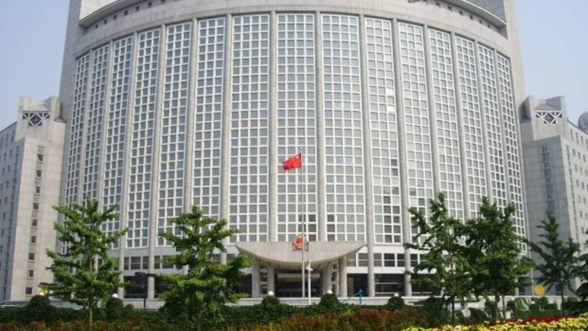 Київ отримав ноту від Китаю після санкцій проти інвесторів Мотор Січі