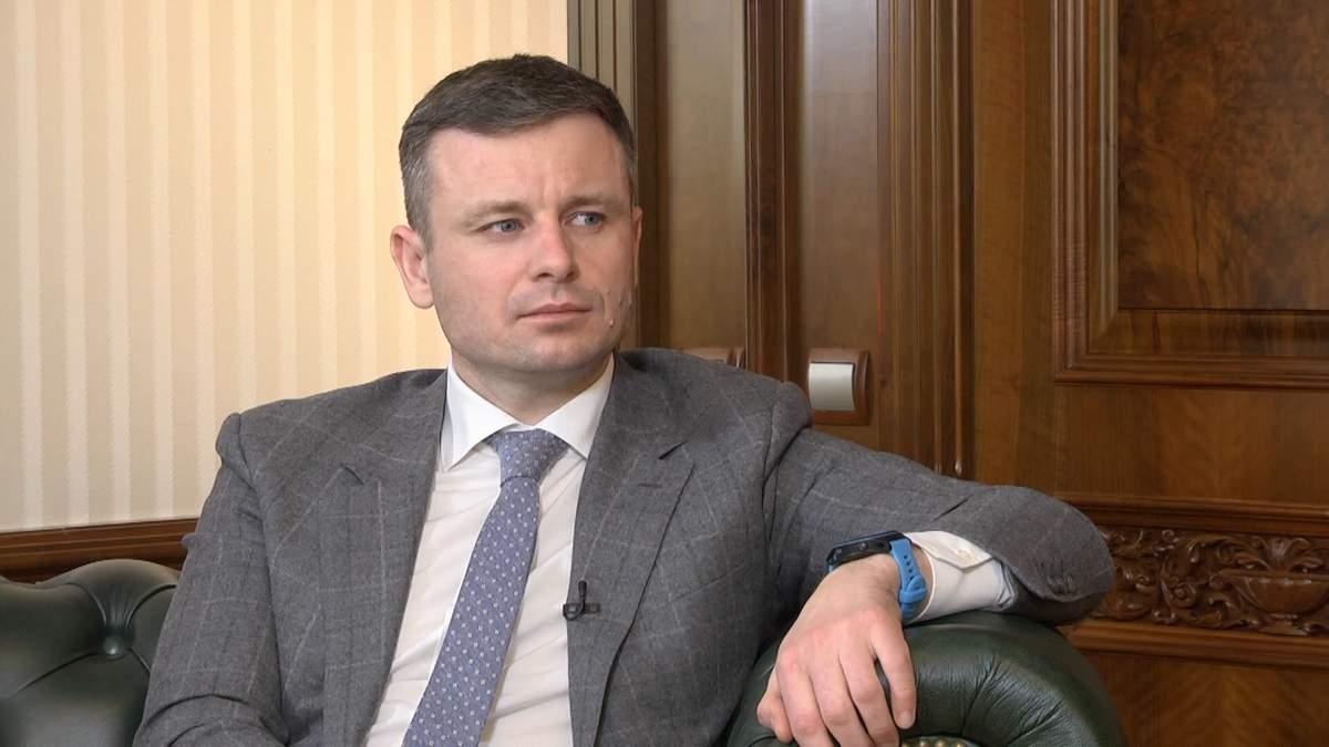 Інтерв'ю з главою Мінфіну Сергієм Марченком – місія МВФ та курс долар