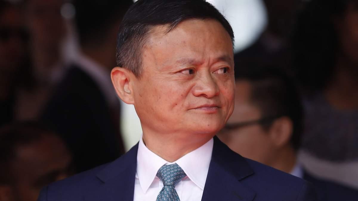 Джек Ма - основатель Alibaba