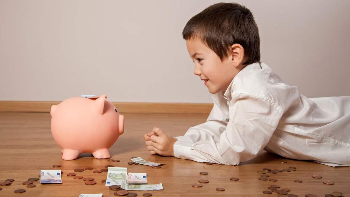 Як навчити свою дитину заощаджувати гроші: 10 порад