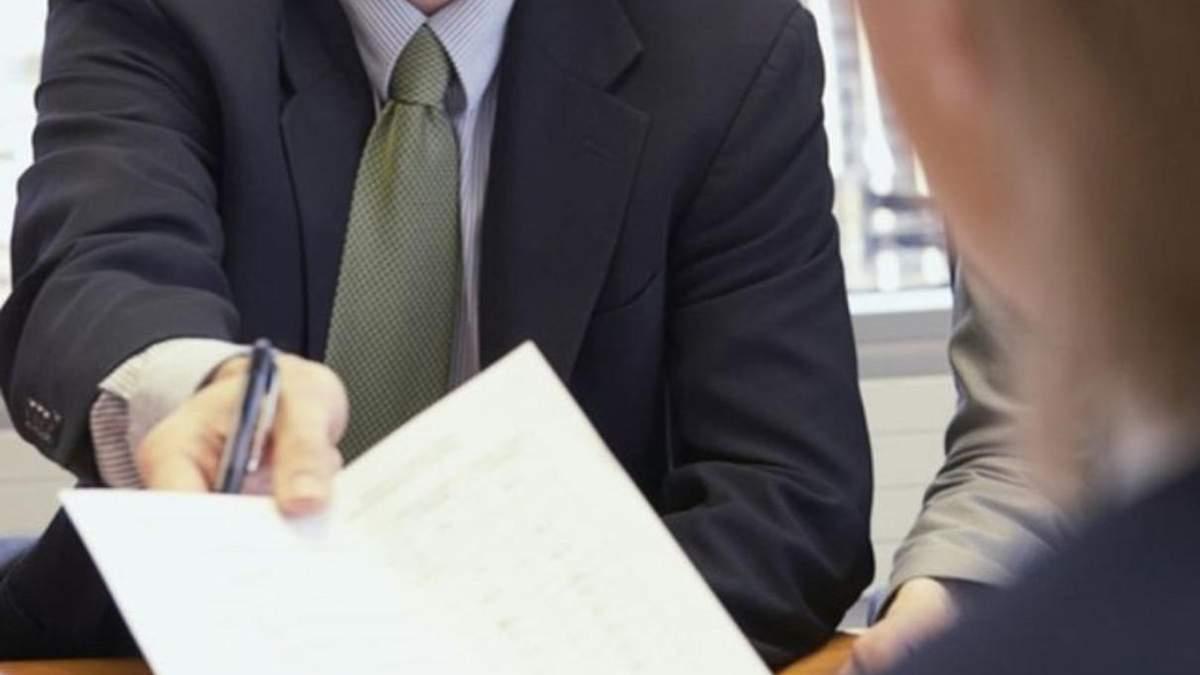 Экс-голове одного из банков сообщили о подозрении: убытки клиентов