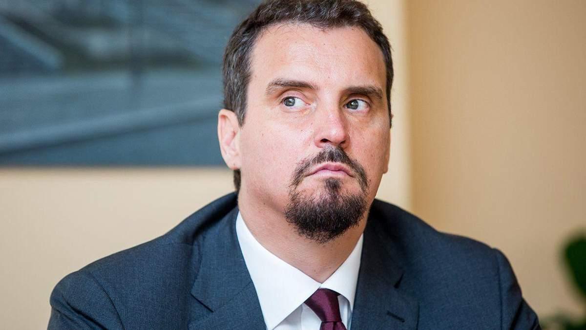 Абромавичуса відкликали з наглядової ради Ощадбанку: деталі