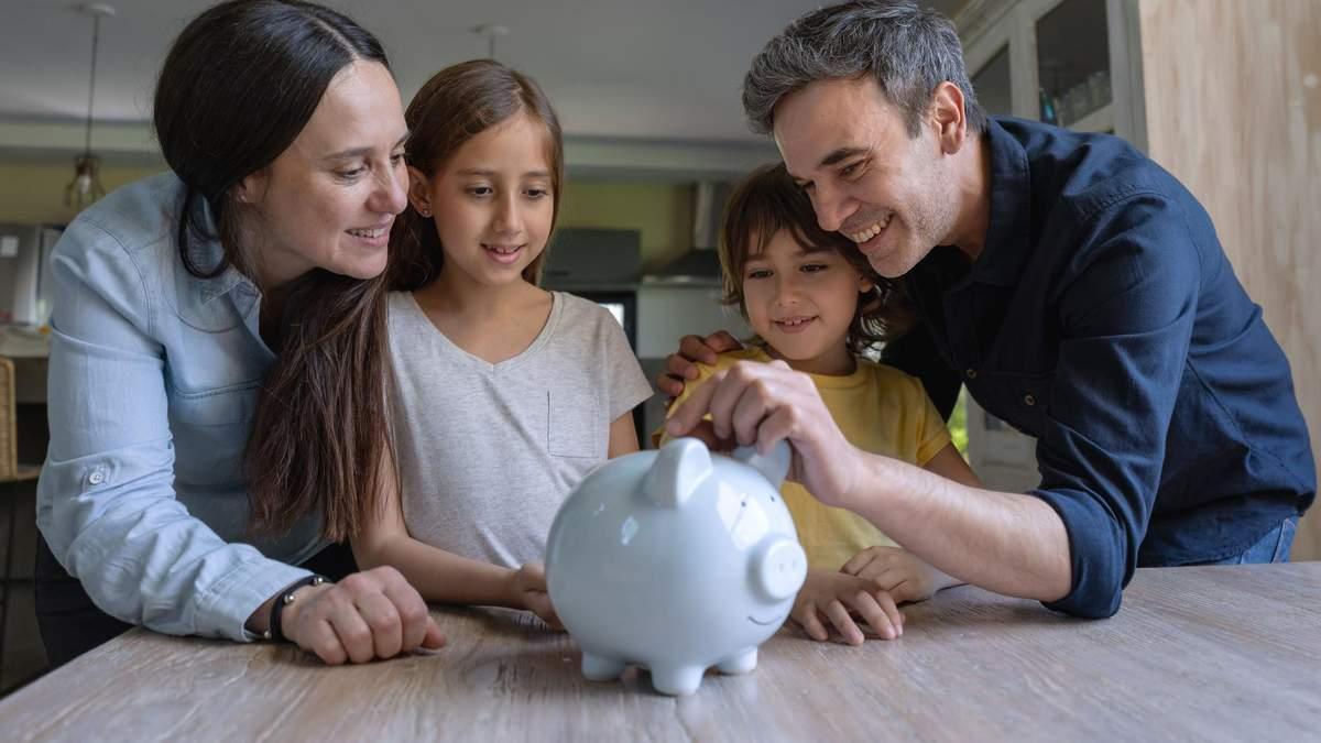 Шість аргументів чому варто вести сімейний бюджет