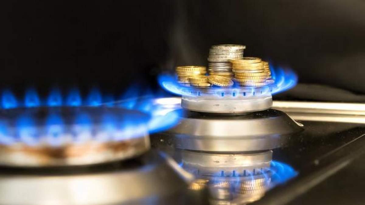 Чому неможливість продавати газ для населення за собівартістю