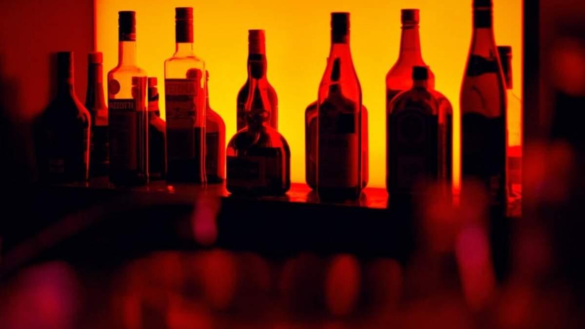 Насколько в Украине подорожали алкогольные напитки