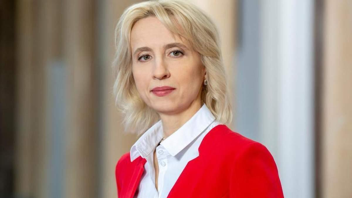 Вице-президент ЕИБ Тереза Червинская