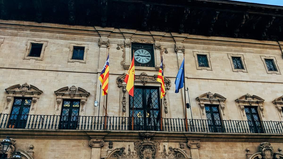 Финансовый долг Испании