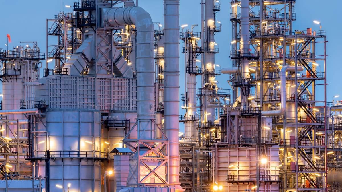 Провальні газові проєкти ЄС