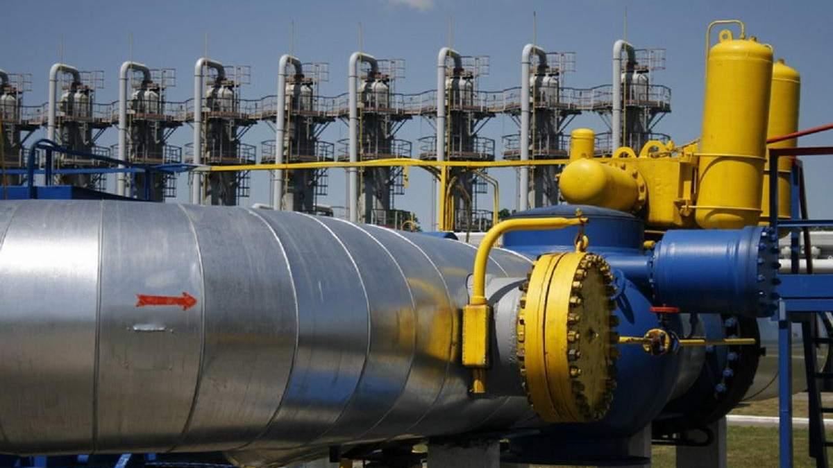 Нафтогаз готов взять на хранение трубу Медведчука