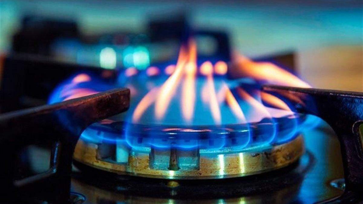 Годовой тариф на газ заработает с 1 апреля 2021