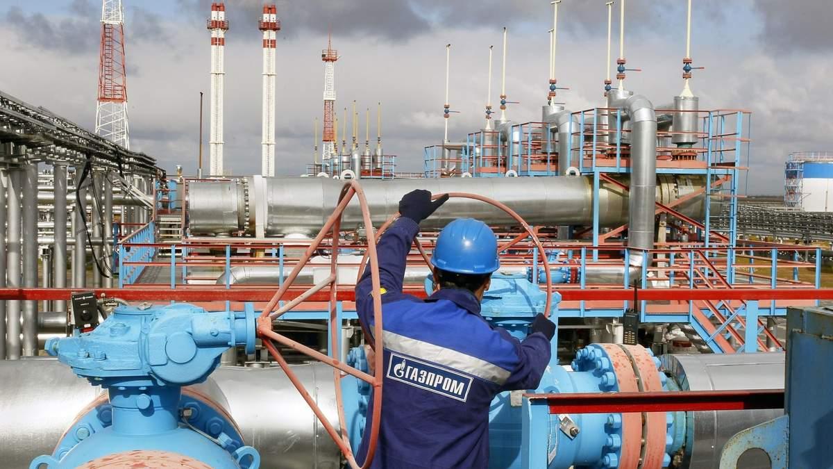 Транзит російського газу через територію України зріс наприкінці лютого 2021