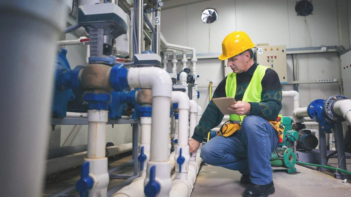 Газопостачальники в Україні