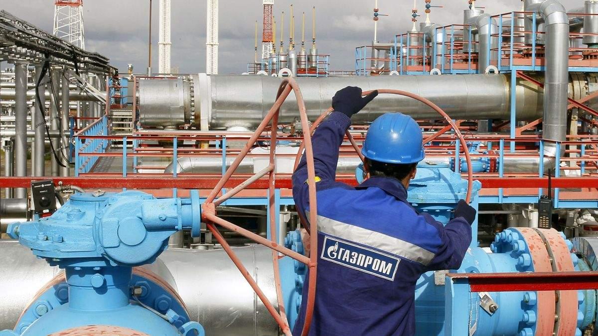 Транзит российского газа через Украину вернулся к зимнему уровню