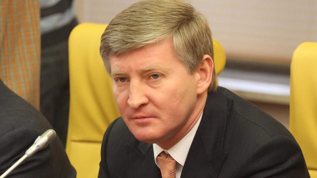 Фирмы олигарха Ахметова получили более 20 миллиардов компенсации НДС