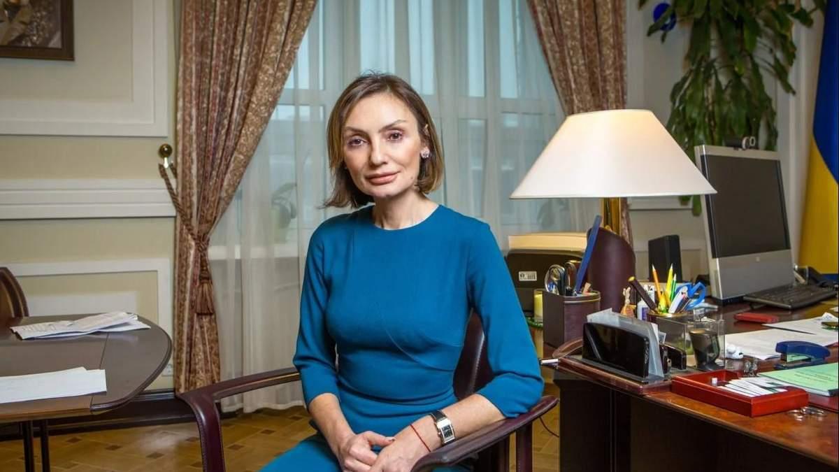 Катерина Рожкова розповіла про цензуру в Національному банку України