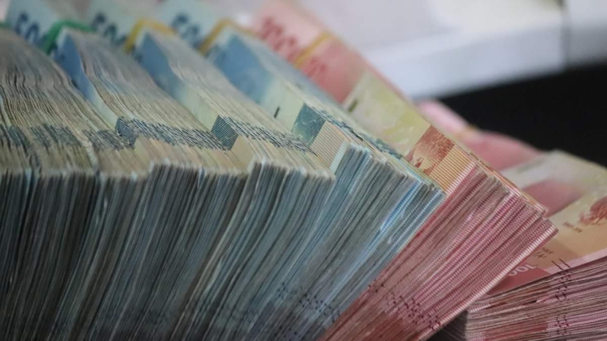 Виплати пенсій в Україні