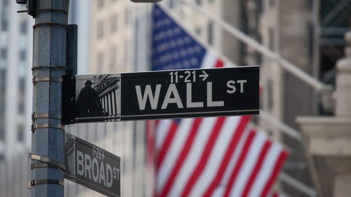 Історичний ріст фондових індексів США