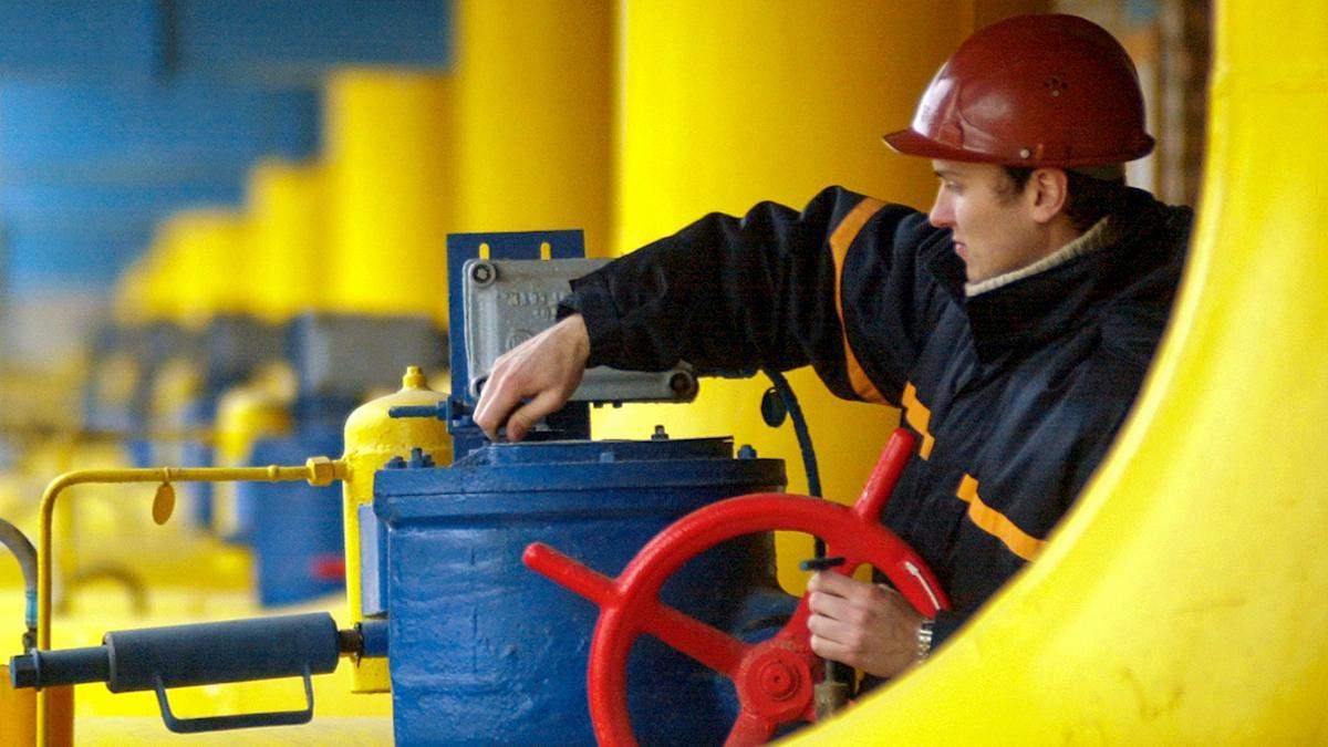 На фоне кризиса на Донбассе Россия урезает транзит газа через Украину