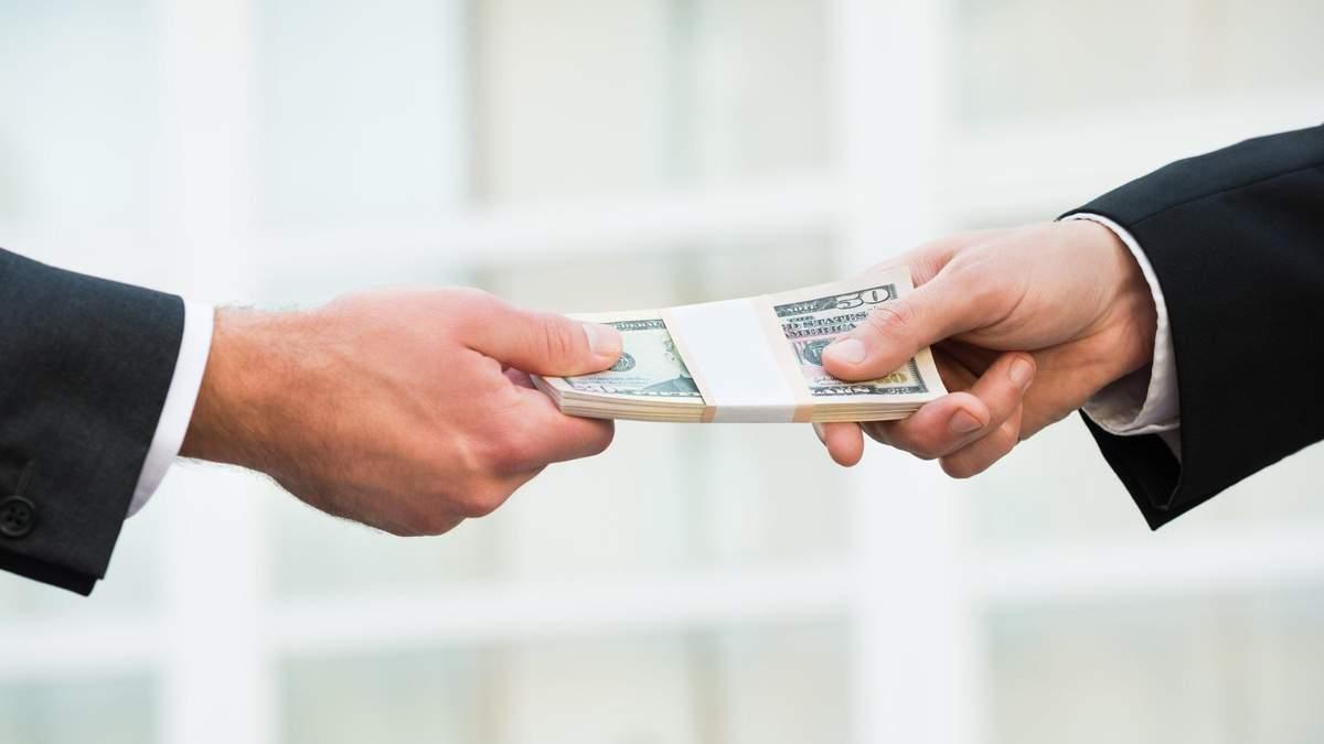 Валовий зовнішній борг України 2020