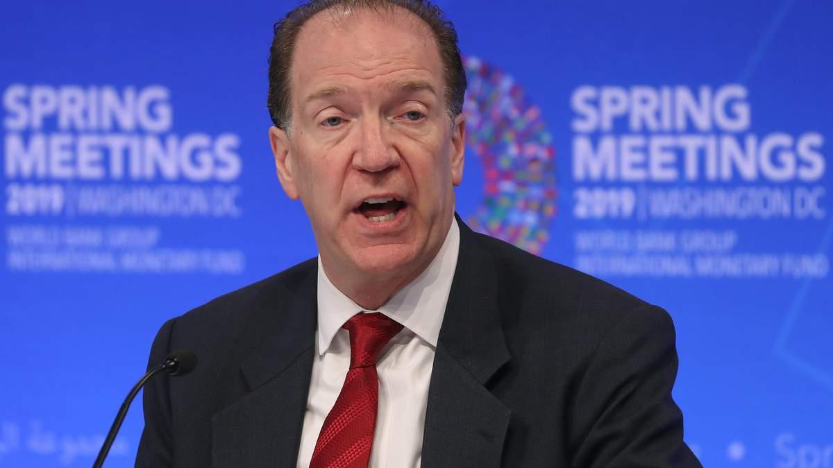 Девід Малпасс – голова Світового банку
