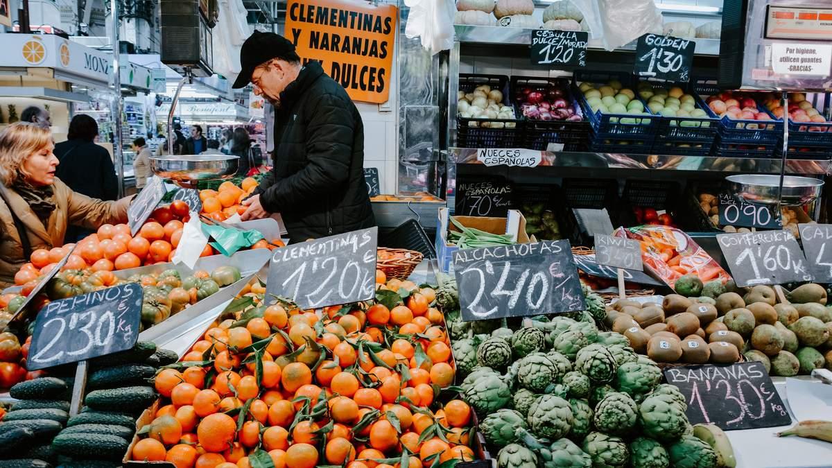 Індекс споживчих цін за березень 2021