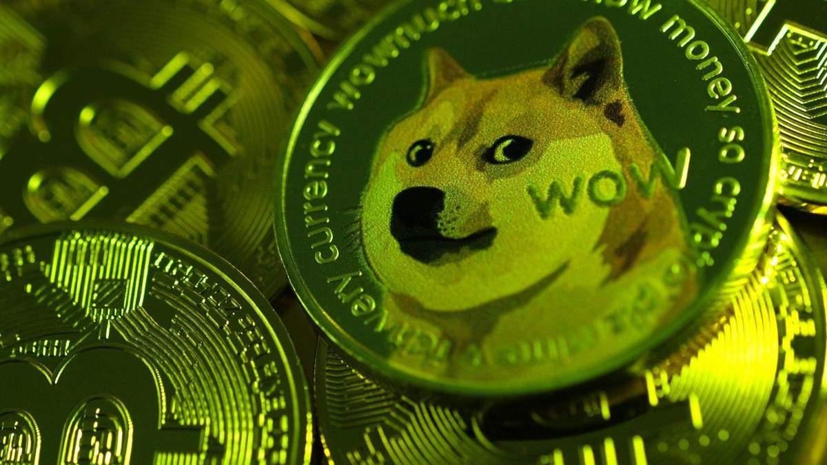 За миссию на Луну со SpaceX рассчитались криптовалюта Dogecoin
