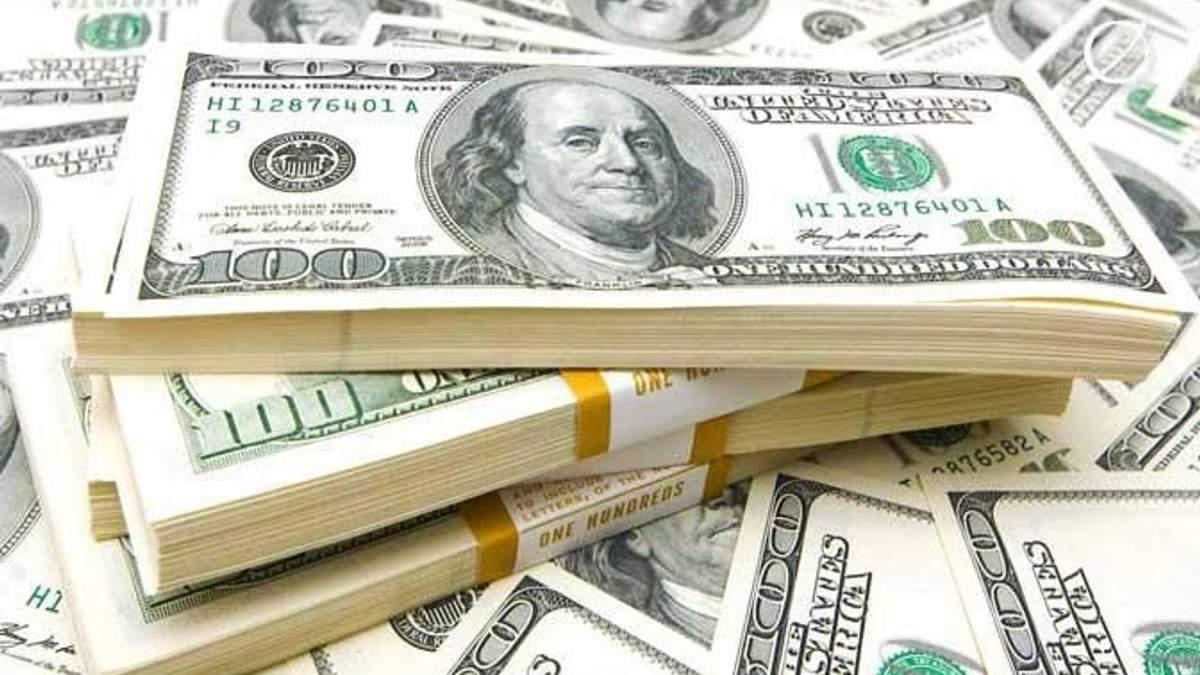 Доля доллара в международных валютных резервах МВФ уменьшилась