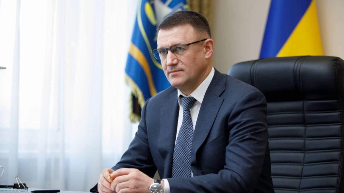 Председатель Налоговой милиции (ДФС) Вадим Мельник о теневых схемах на рынке топлива