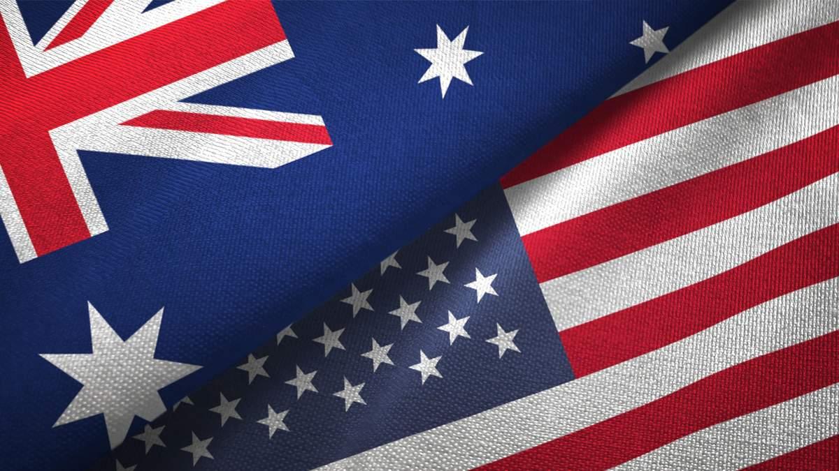 Чому США та Австралія об'єднались проти Китаю