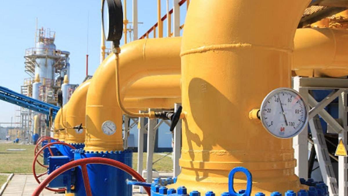 Газпром викупив усі додаткові потужності України для транзиту газу