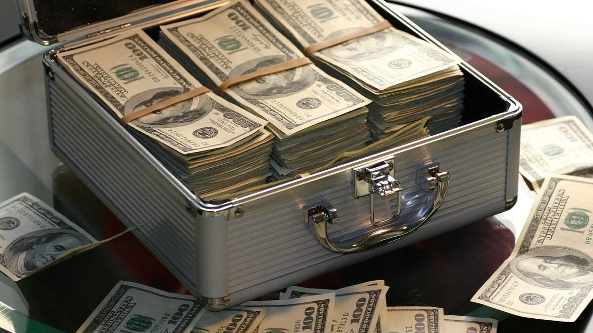 Месячный доход от казино в США за апрель 2021 года